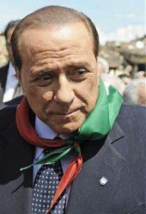 Berlusconi_25Aprile_Onna